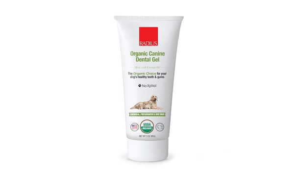 Organic Canine Dental Gel