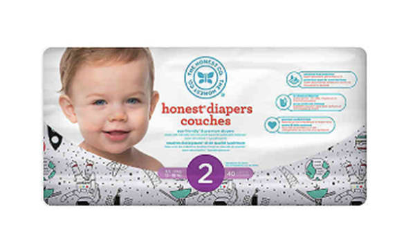 Diapers Size 2; Space Travel