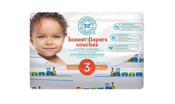 Diapers Size 3; Trains