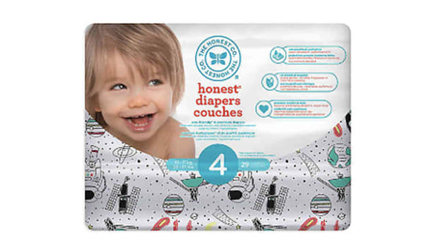 Diapers Size 4; Space Travel