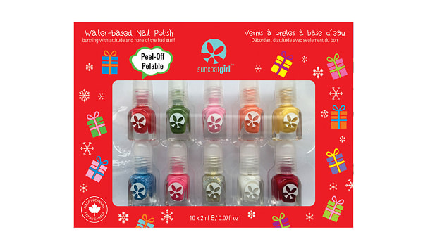 Holiday Merry Mini Manicure
