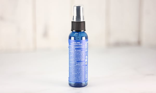 Organic Hand Sanitizer - Peppermint
