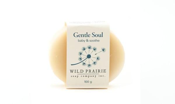 Gentle Soul Natural Bar Soap