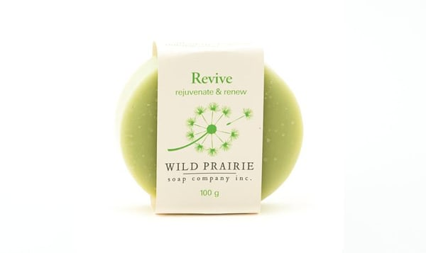 Revive Natural Bar Soap