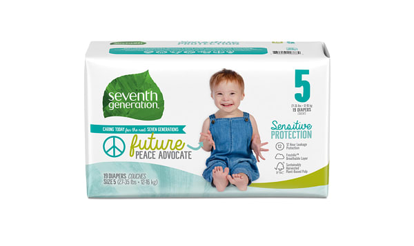 Disposable Diapers (Stage 5) 12+ kg, 27+ lbs