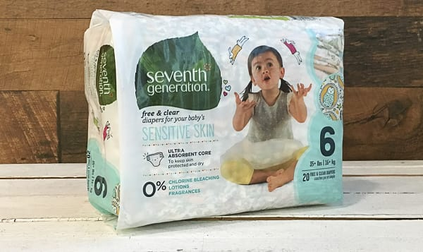Disposable Diapers (Stage 6) 16 + kg, 35 lbs