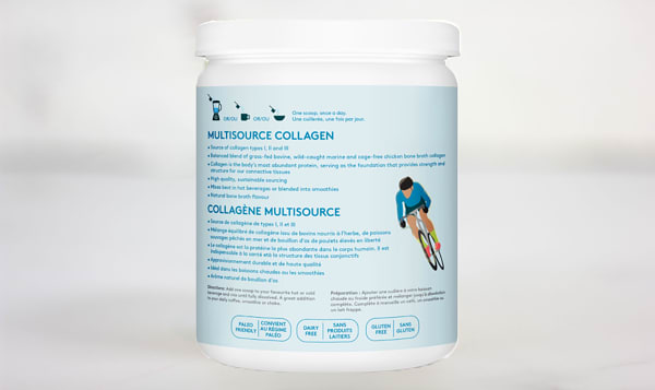 Performance Multi-Collagen