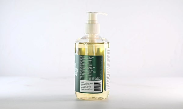 Organic All-Natural Hand Soap - Eucalyptus & Mint