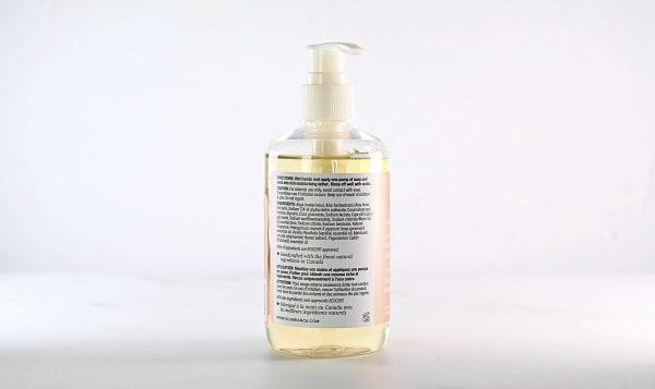 Organic All-Natural Hand Soap - Rose Petal & Vanilla