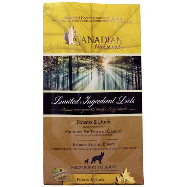 Grain Free Duck & Potato Dog Food