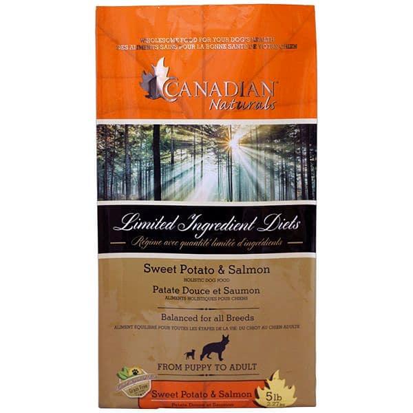Grain Free Salmon & Sweet Potato Dog Food