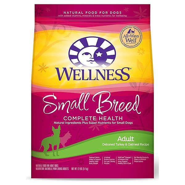 Small Breed Dog Formula for Adults