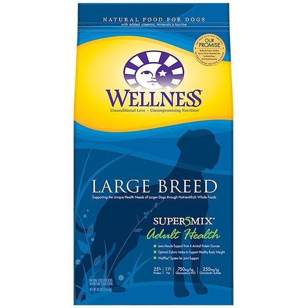 Large Breed Dog Formula for Adults