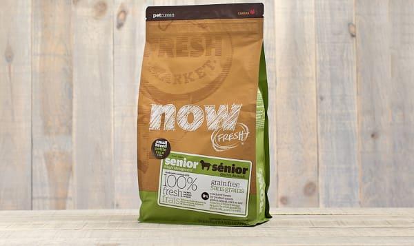 Now Fresh Grain Free Small Breed Senior Dog Food 2 72kg