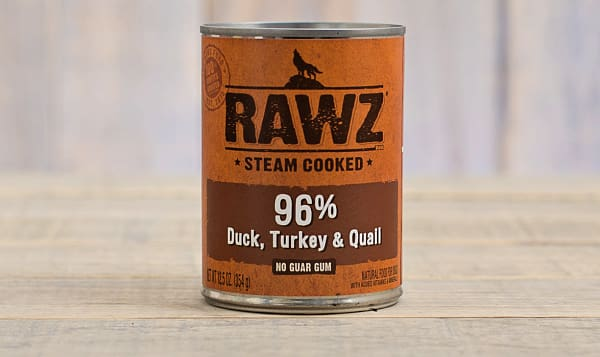 Duck, Turkey & Quail Dog Food