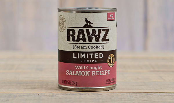 Limited Ingredient Wild Caught Salmon Dog Food