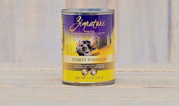 Turkey Canned Dog Food