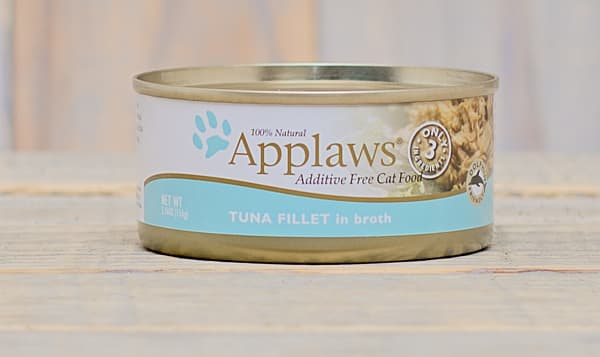 Tuna In Broth Cat Food