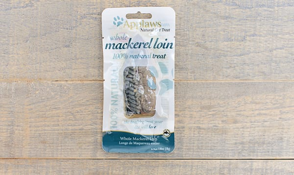 Mackerel Loin Cat Treat