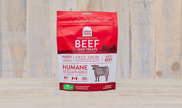 Dehydrated Beef Dog Treat
