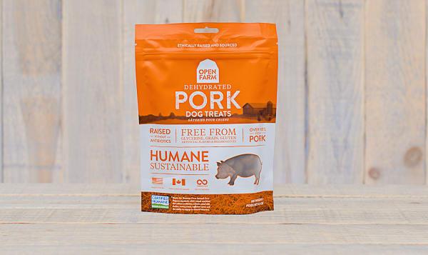 Dehydrated Pork Dog Treat