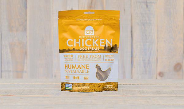 Dehydrated Chicken Dog Treat