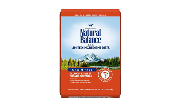 Limited Ingredient Diet - Fish & Sweet Potato Dog Formula