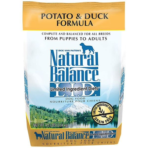 Limited Ingredient Diet - Duck & Potato Dog Formula