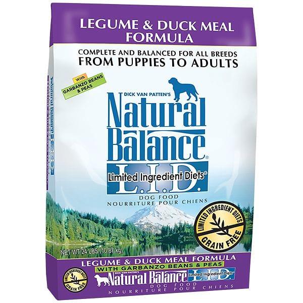 Limited Ingredient Diet - Legume & Duck Dog Formula