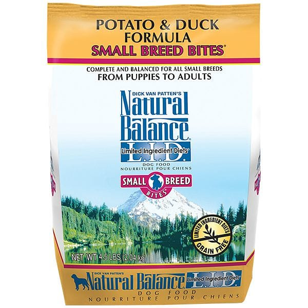 Limited Ingredient Diets - Duck & Potato Formula for Small Breeds