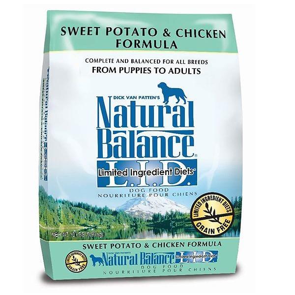Limited Ingredient Diet - Chicken & Sweet Potato Dog Formula