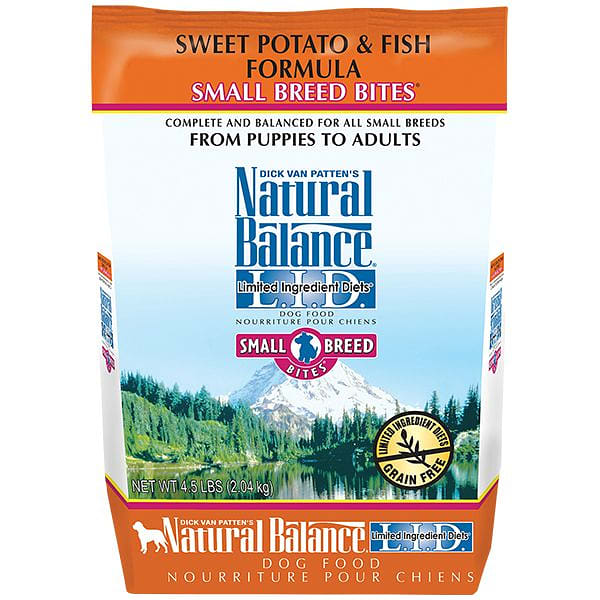 Limited Ingredient Diets - Fish & Potato Formula for Small Breeds