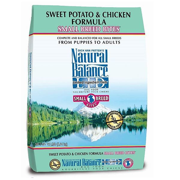 Limited Ingredient Diets - Chicken & Potato Formula for Small Breeds