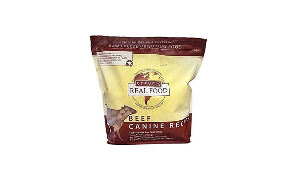 Freeze-Dried Raw Beef Dinner For Dogs