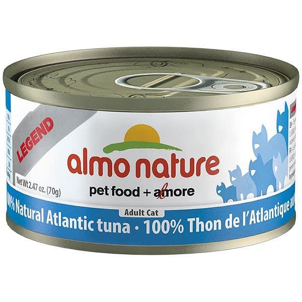 Atlantic Tuna Cat Food
