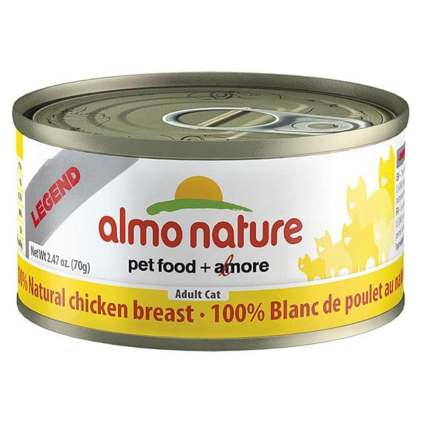 Chicken Breast Cat Food
