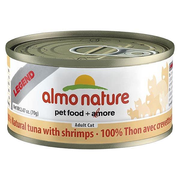 Tuna with Shrimp Cat Food
