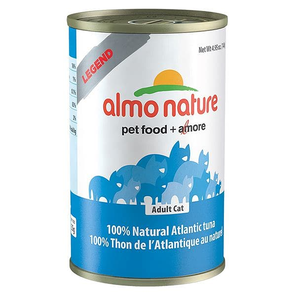 Atlantic Tuna Cat Food