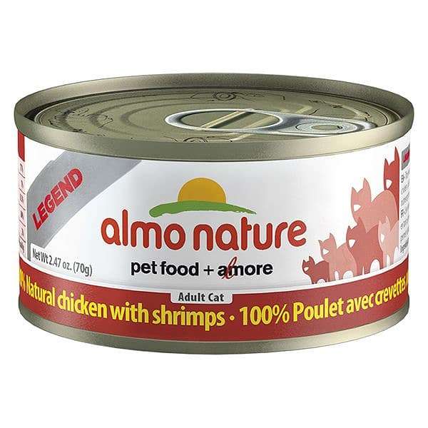 Chicken & Shrimp Cat Food
