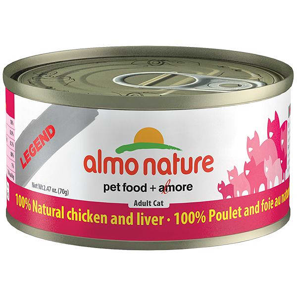 Chicken & Liver Cat Food