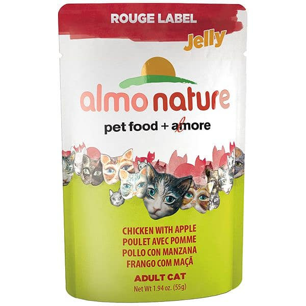 Rouge Label Chicken Fillet with Apple Cat Food