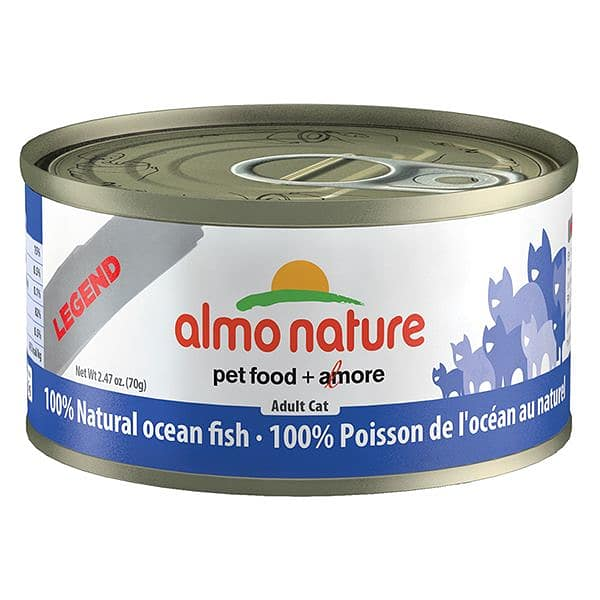 Oceanic Fish Cat Food