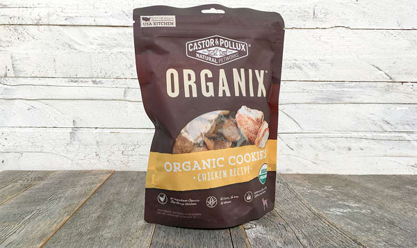 Organic Chicken Dog Cookies