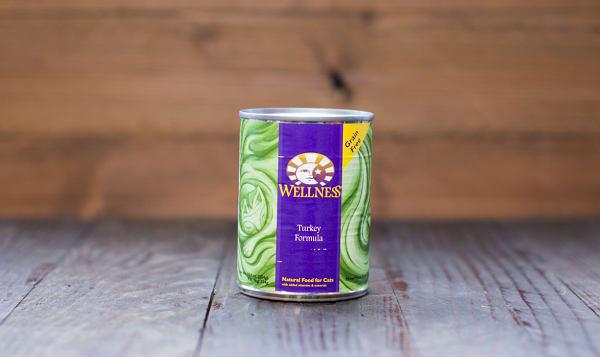 Turkey Canned Cat Food
