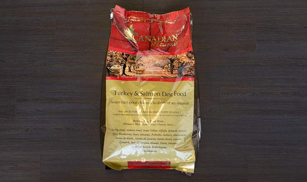 Turkey & Salmon Dog Food