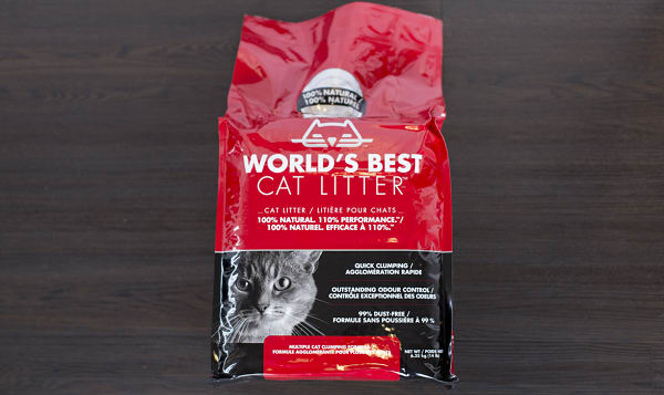 Multiple Cat Clumping Litter