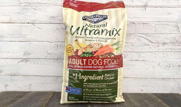 Natural Ultramix Adult Dog Food