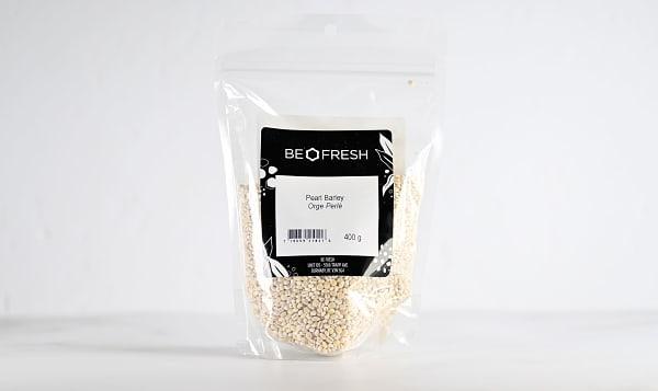 Barley, Pearl