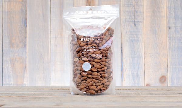 Transitional Raw Almonds