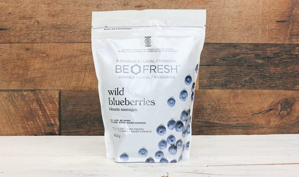 Wild Blueberries (Frozen)